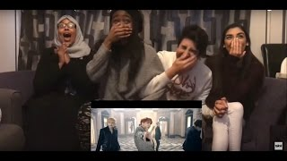 Bts   Blood Sweat & Tears  (mv Reaction)