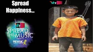 Vh1 Spread the Music - Help Underprivileged Children Experience the Joys of Music