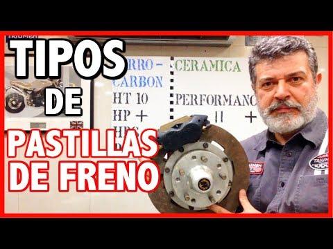 TIPOS De FRENOS | ¿CUÁL Es La MEJOR PASTILLA De FRENO?