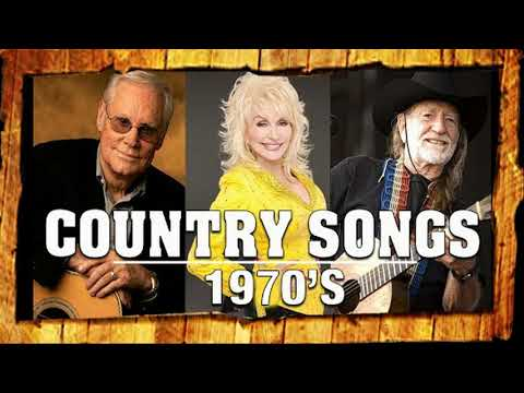 Best Classic Country Songs Playlist-Top 70s Country Music - Greatest Old Country