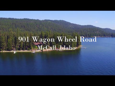901 Wagon Wheel Road - McCall, Idaho - SOLD!