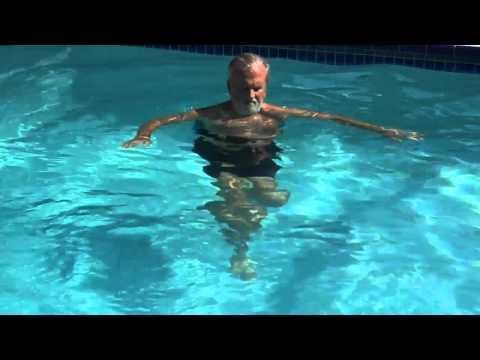Coach Robb: Swimming:  Aqua Jogging-High Knee Quick Turnover