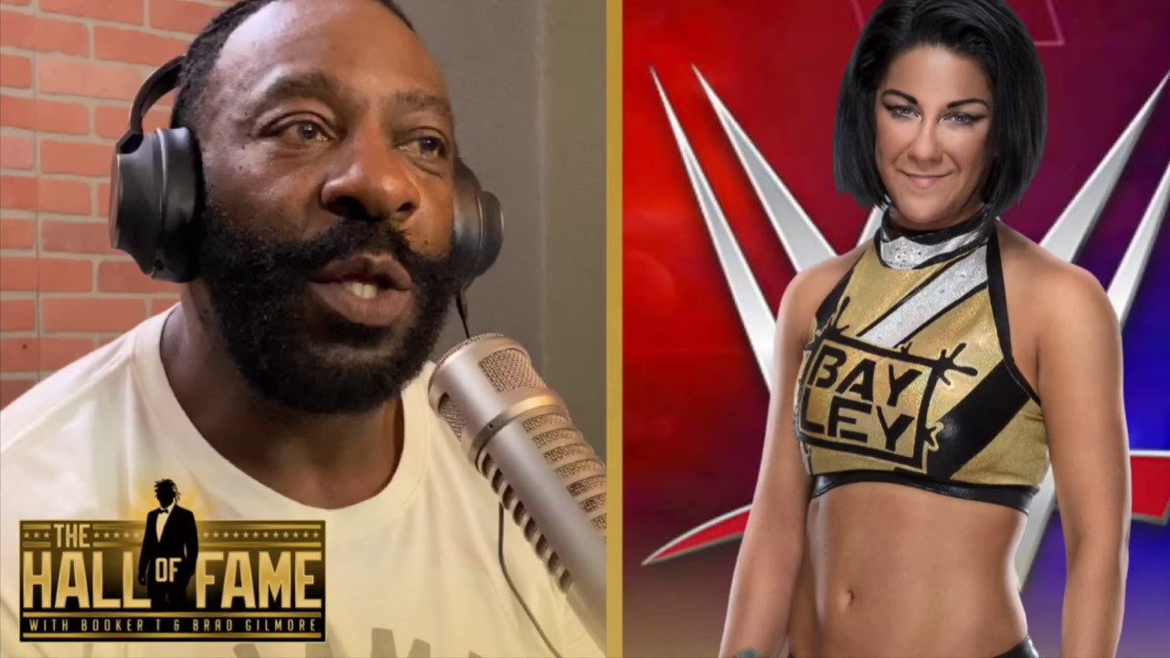 Exclusive Booker T Talks To Bayley About Character Change Sasha Banks Independent Wrestling And More Flagged