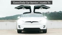 ExecuTesla Car Service | Austin Tx