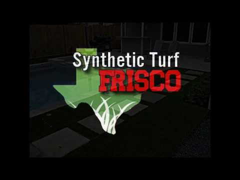 Synthetic Turf Frisco | Realistic Artificial Grass Installer