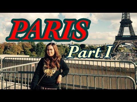 PARIS FRANCE PT1 | RIVER SEINE NIGHT CRUISE | VLOG #15