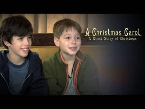 a christmas carol tiny tim welcome video youtube