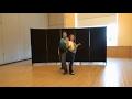 Herndon Social Dancers - 3-12-17 - WCS - Big Step 2.0