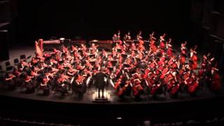 ccsd 2015 ms hs honor orchestras ham hall at unlv 9th 10th grades part 3 of 3