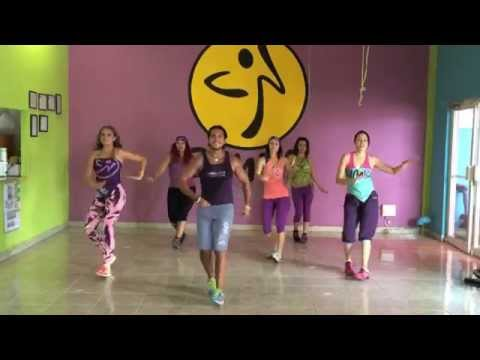 bailando enrique iglesias  ZUMBA IVAN MONTERREY feat ZUMBA CHARITY