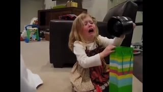top 5 spoiled kids crying over bad christmas presents kids reacting to bad presents