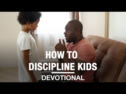 What's the Difference Between Discipline and Punishment - Devotional