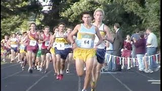 Sage Canaday: Training and Racing highlights over 18 years of Running