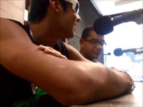 MC TEAM by LITHIUM na radio ILHA DO MEL FM 90.3