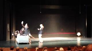 Уроки танго и любви часть 3. 21.11.14