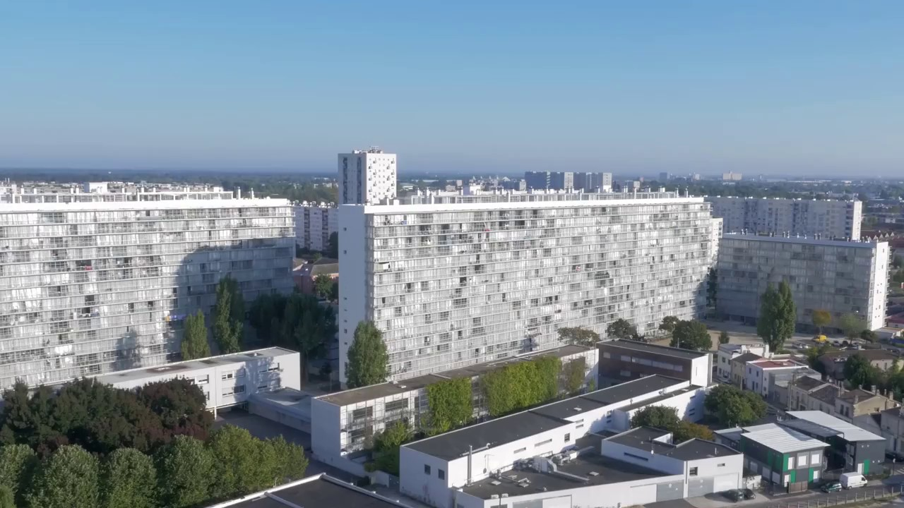 Vue d 39 ensemble du projet ghi youtube for Piscine bordeaux grand parc