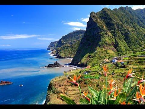 Madeira Island Tour Portugal