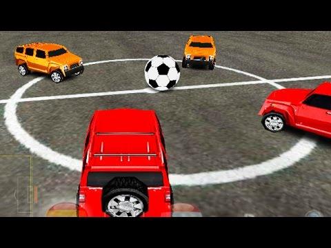 скачать игру футбол машинами - фото 7