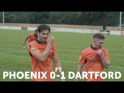 Ballers Journey | Phoenix Sport FC vs Dartford FC | Pre Season 2017