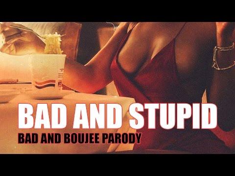 Zach Boog - Bad and Stupid (Bad and Boujee...