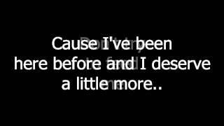 Counting Crows -  Rain King (lyrics)