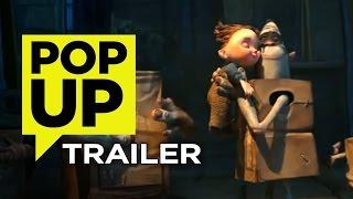 Ver  The Boxtrolls Pop-Up Trailer (2014) – Simon Pegg Movie HD