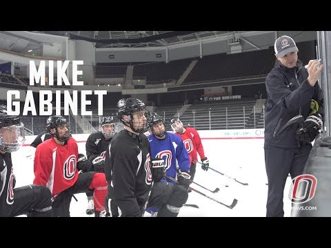 Omaha Hockey Feature: Mike Gabinet - Mic'd Up