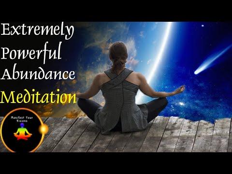 Extremely Powerful Abundance Meditation – Bob Proctor