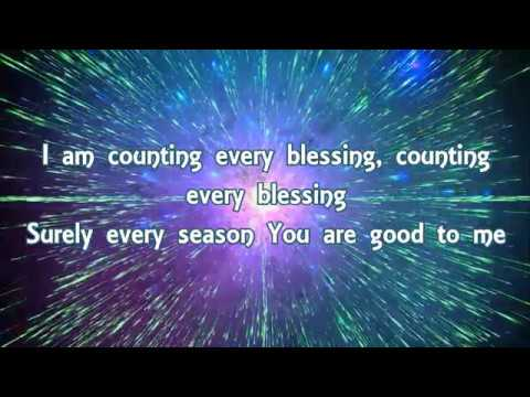 Rend Collective Counting Every Blessing (Lyric Video)