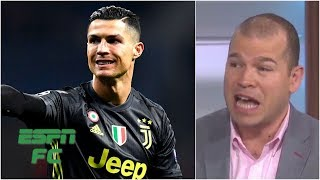 Cristiano Ronaldo called out for 'classless' hand gesture vs. Atletico Madrid | Champions League