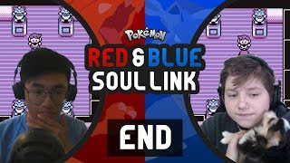 THIS IS IT!!! | Pokemon Red And Blue Soul Link W/ TheDavisWIN! #18(FINAL)