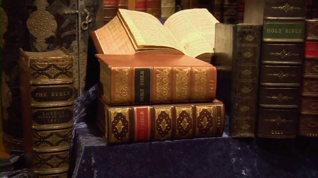 Ancient Rare Bibles and Books: antique Bibles and theology books