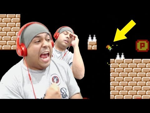 THIS MIGHT BE THE WORST RAGE GAME EVER MAH BOYS.. [TRAP ADVENTURES 2]