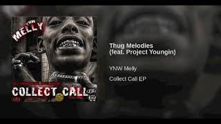 Ynw Melly Ft Project Youngin - Thug Melodies (Audio)  #CollectCallEp thumbnail