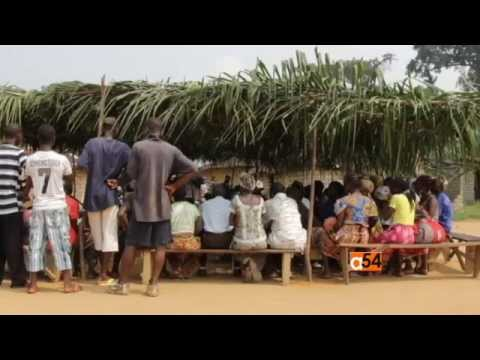 Liberia Ebola Guinea Border