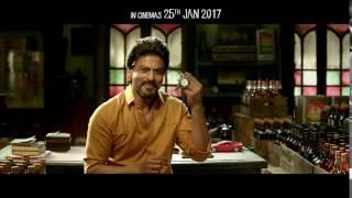 3 Days To Go | Raees Ka Din | Shah Rukh Khan, Mahira Khan, Nawazuddin Siddiqui