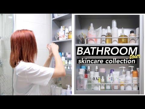 My New Korean Apartment: Bathroom Tour 🛀🏻🚿