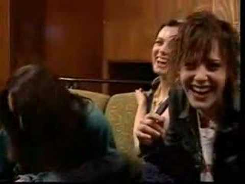 The L Word  Fun on the set