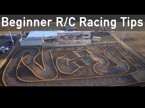 R/C Racing Tips For The Beginner Racer & Mistakes To Avoid