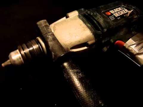 Black & Decker Drill -  Fast Setting (14Hrs) - WHITE NOISE 4 Sleep, Focus, Relaxation, Meditation