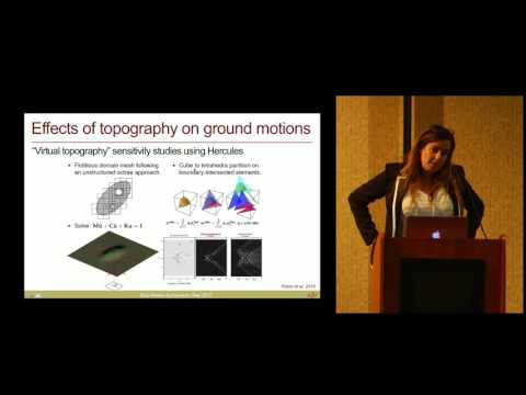 Christine Goulet (PI: Tom Jordan): Advances in Physics-Based Modeling ...