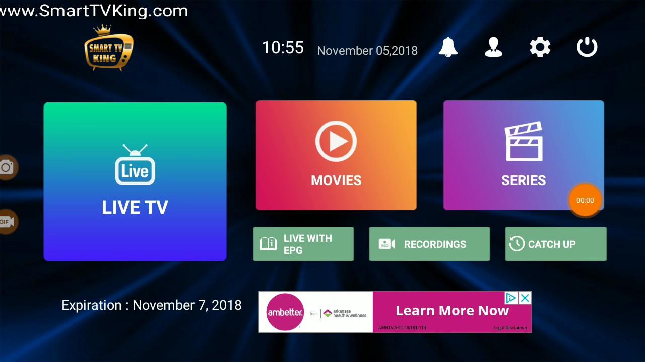 kinox app fire tv