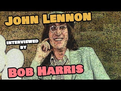 John Lennon interviewed by Bob Harris (1975)