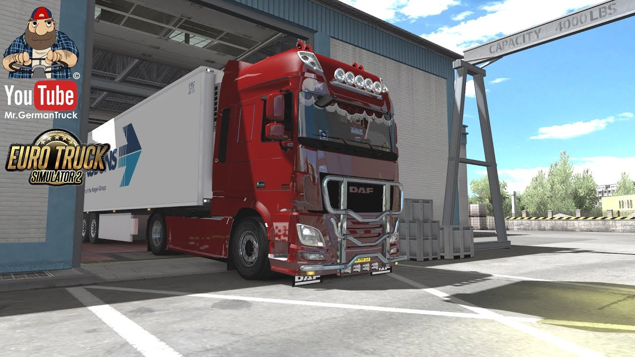 [ETS2 v1.36] DAF XF Euro6 Simple Edit Version