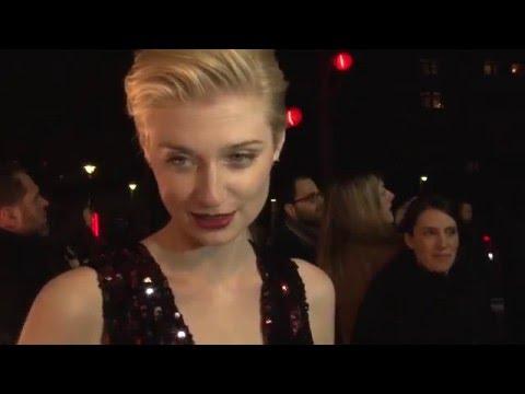 The Night Manager Elizabeth Debicki Interview - Berlin Film Festival