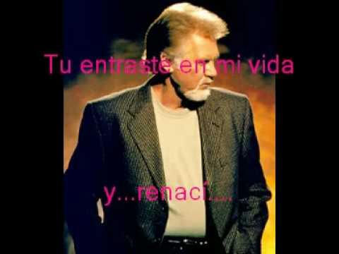 Kenny Rogers - Lady (Español)