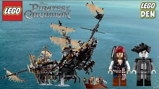 Новинка 2017 - LEGO Pirates of the Caribbean | The Silent Mary (71042 )