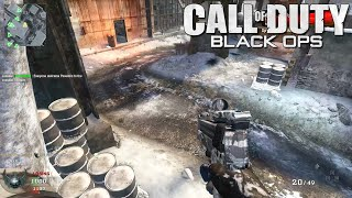 Call of Duty Black Ops - Multiplayer Gameplay Part 94 - Team Deathmatch