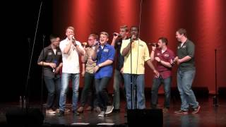 """Uptown Funk""- Xtension Chords (AcappellaPalooza 2015)"