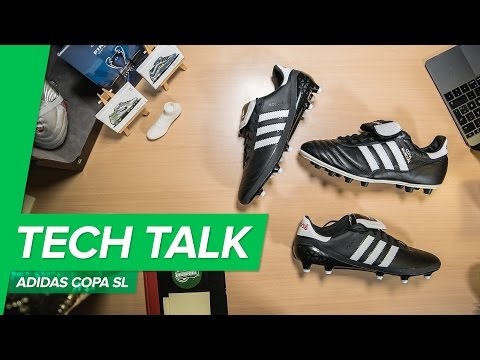 adidas Copa SL Tech Talk | A light, modern Copa Mundial